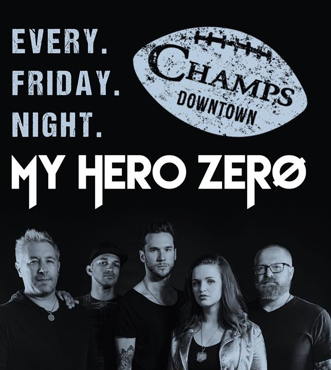 LFG! @myherozerolive is back tonight!!!! @sheisdia making her official Champs debut!!! #champsvseverybody #champshive