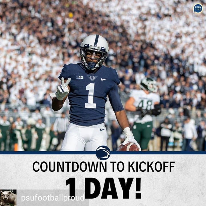 IT'S FINALLY FOOTBALL EVE! We're excited to welcome back the Evergreens, for your entertainment pleasure, from 9-11pm in the Cellar, tonight! Stop on by and maybe grab some crowlers for your tailgate tomorrow! . . . #weare #pennstate #pennstatefootball #i